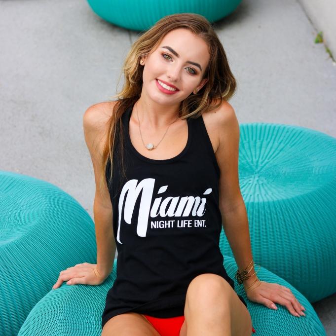 Miami Night Life Entertainment Clothing Line